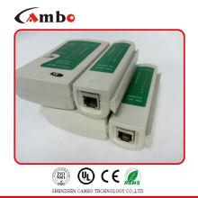 De alta calidad Competive precio RJ11 RJ12 RJ45 cable de cable tracker tester