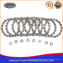 350mm Diamond Ring Saw Blade for Concrete Cutting