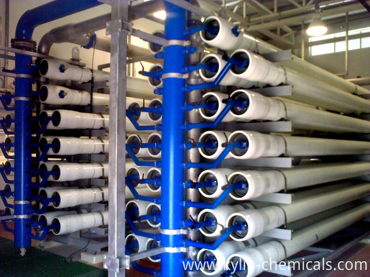 Reverse Osmosis Antiscalant for undergroud water