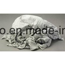 Roupas de pano leves Textile Rags de algodão para limpeza de máquinas