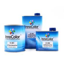 Imprimación de pintura automotriz para automóviles de buena calidad