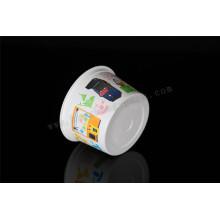 fabricación al por mayor del cliente diseño de la taza de casino para la moneda
