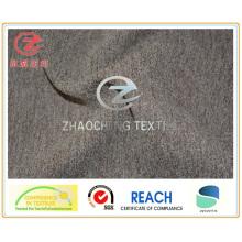 Кожаная ткань с двумя тканевыми копиями (ZCCF060)