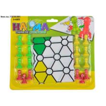 Jogos de educação de plástico Brinquedos de xadrez para crianças