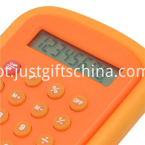 Promotional Colorful Cartoon Shaped Calculator_5