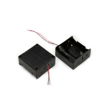 Factory best selling for Modular Battery Holders FBCB1156 71mm squire black battery holder export to Trinidad and Tobago Factory