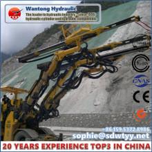 Cilindro hidráulico para plataforma de rocha