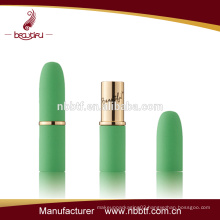 Factory Direct Sales green lipstick tube empty lipstick tube container LI18-88                                                                         Quality Choice