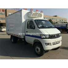 KAMA 40hp pure electric refrigerator truck