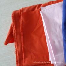 TC poliéster algodão liso e sarja ativo tingido e impressão digital workwear tecido popeline tecido uniforme