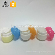 50ml cosmetic plastic cream jar for children