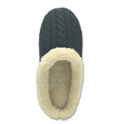 quality black comfortable house shoes slippers