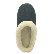 China Top 10 for Womens Moccasin House Shoes quality black comfortable house shoes slippers export to Turkey Exporter