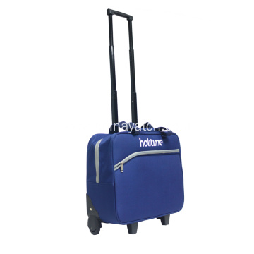 2016 New Design 2 Spinners Trolley Laptop Suitcase