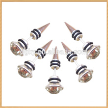 Body Jewelry Factory Custom Make Fashion Cheap Stainless Steel Stud Earring