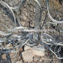 Steinschlagzaun Seil Stahlnetz für flexible Hang Protection System Steinschlagzaun