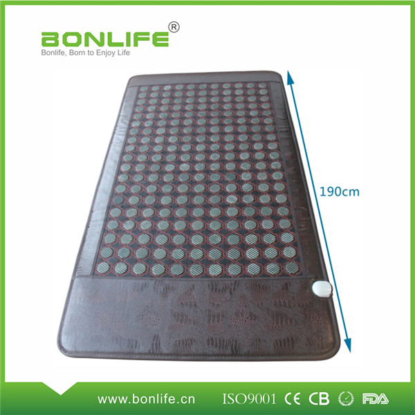 Jade And Tourmaline FIR Therapy Therapy Mattress