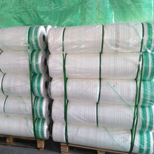 bale wrap netting binnen stretch film