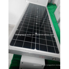 Lâmpadas solares solares de rua do diodo emissor de luz 60W 100W preço de grosso