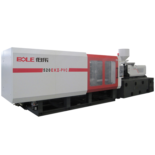 520 ton PVC pipe fittings injection moulding machine