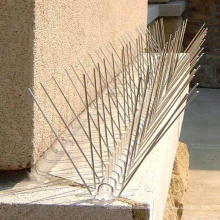 Wall stainless steel plastic 20pcs decorative bird pigeon and cat pigeons deterrent spikes