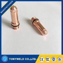 Consumibles de la antorcha de plasma 220021 electrodo de corte