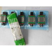 Rodamiento lineal de alta precisión y cojinete de bloques Mgn12c Mgn15c para equipos electrónicos