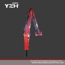 Hydraulic Rockbreaker Booms System For Mining