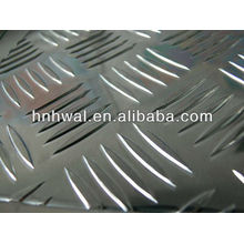 Aluminium Tread Sheet for elevator floor