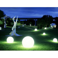 Rechargeable Waterproof Garden Outdoor LED Ball (A006)