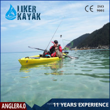 PE Hull Kayak Da Pesca Made in China