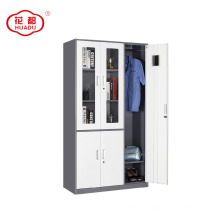 Luoyang KD structure combine unit storage steel file clothes cabinet