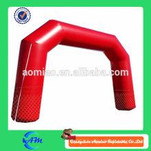 Arc gonflable d'entrée arc gonflable pour arc de sport