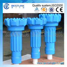 High and Low Pressure DTH Button Bits for Drilling