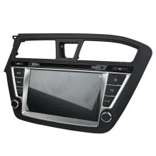 8 Inch GPS Player For Hyundai I20