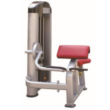 Extensión de brazo sentado / máquina de la prensa de la tríceps de la máquina