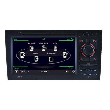 Car Audio Navegación RNS-E A8 S8 Reproductor de DVD de radio (HL-8818GB)