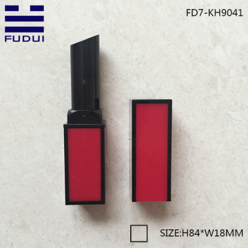 Custom square cosmetic lipstick tube packaging wholesale