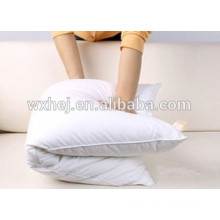 Tropical hotel polyester std hollow fill pillows