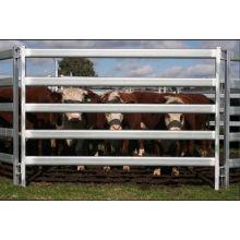 Clôture en panne soudée / Panneau de clôture temporaire standard d'Australie / Panneau de clôture en treillis soudé
