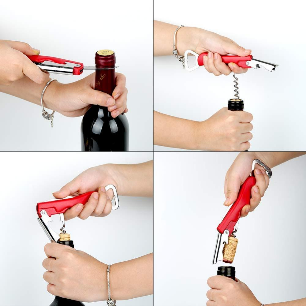 wine bottle opener amazon