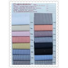CVC Stripe Yarn-dyefd Fabric