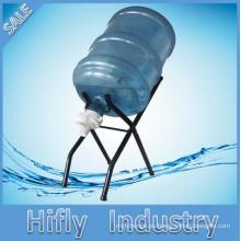 Soporte de 5 galones para botellas de agua Bebedero invertido Agua embotellada Stent Stent Bombeo de agua pura Faucet Directo de fábrica