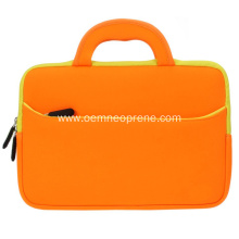 Fashion Zipper Neoprene Laptop Sleeve for School
