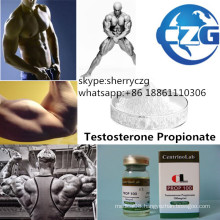 Test P Bodybuilding Steroid Hormone Powder Testosterone Propionate