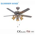 Ventilateur de plafond avec éclairage domestique