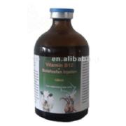 Vitamin B12 And Butafosfan Injection