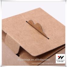 Accept Custom Size Brown Kraft Paper Box