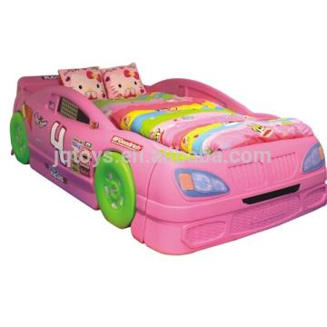Barato hello kitty cama para niños