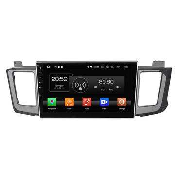 10,1 Zoll Deckless RAV4 Android Car DVD